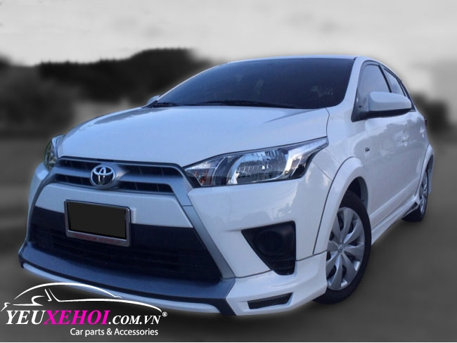 Body One Plus cho Yaris 2014