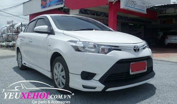 Body D-one Vios 2013