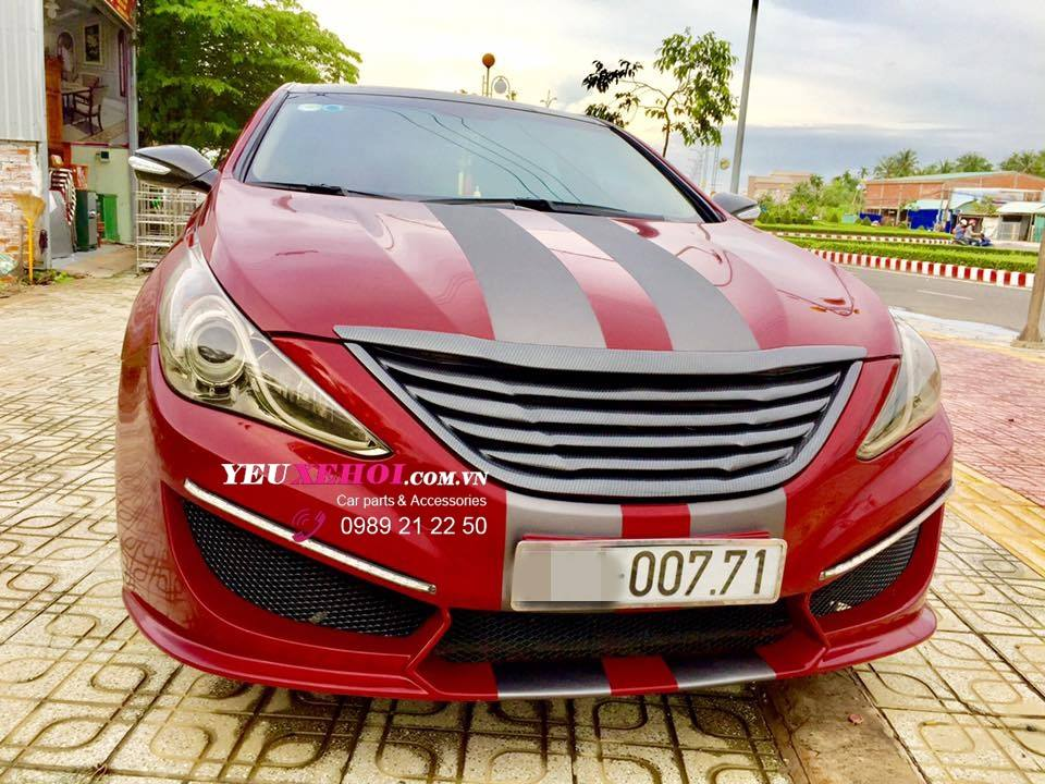 BEAUTIFUL BODYKIT SONATA | 18 INCHES WHEEL