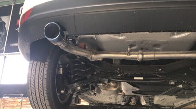 FORD FOCUS 1.5 TURBO / RES EXHAUST