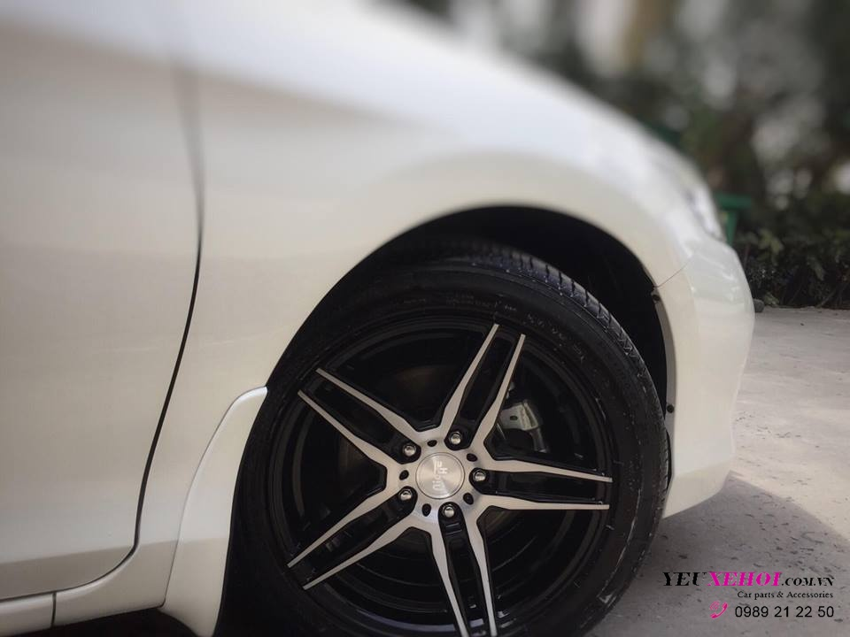 HONDA ACCORD 2017 NICHE WHEEL