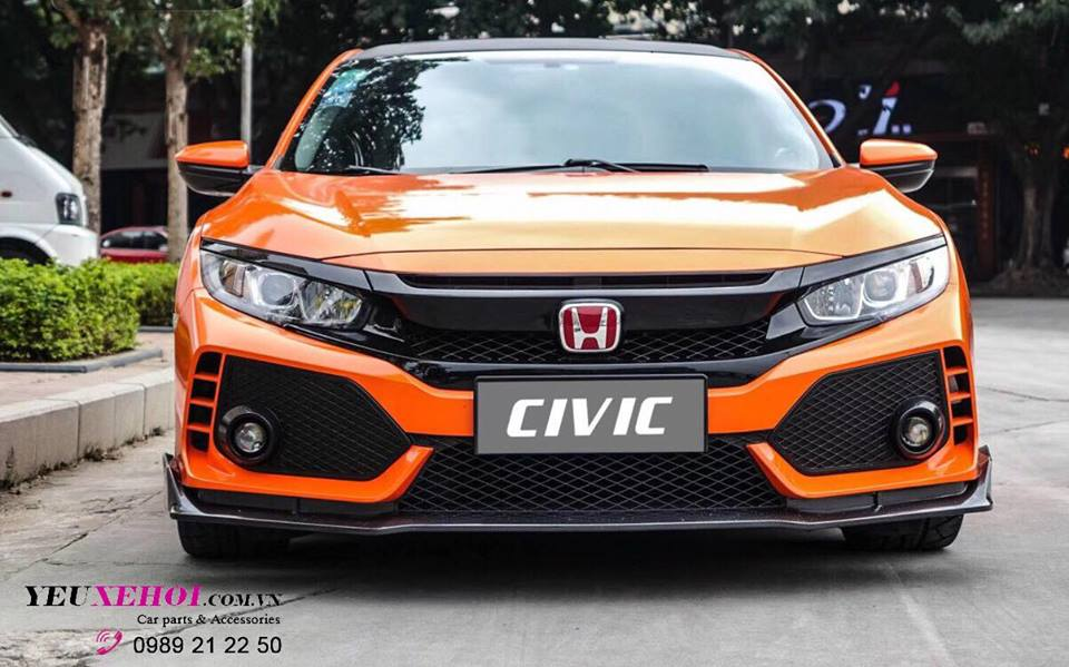 HONDA CIVIC / TYPE R BODYKIT