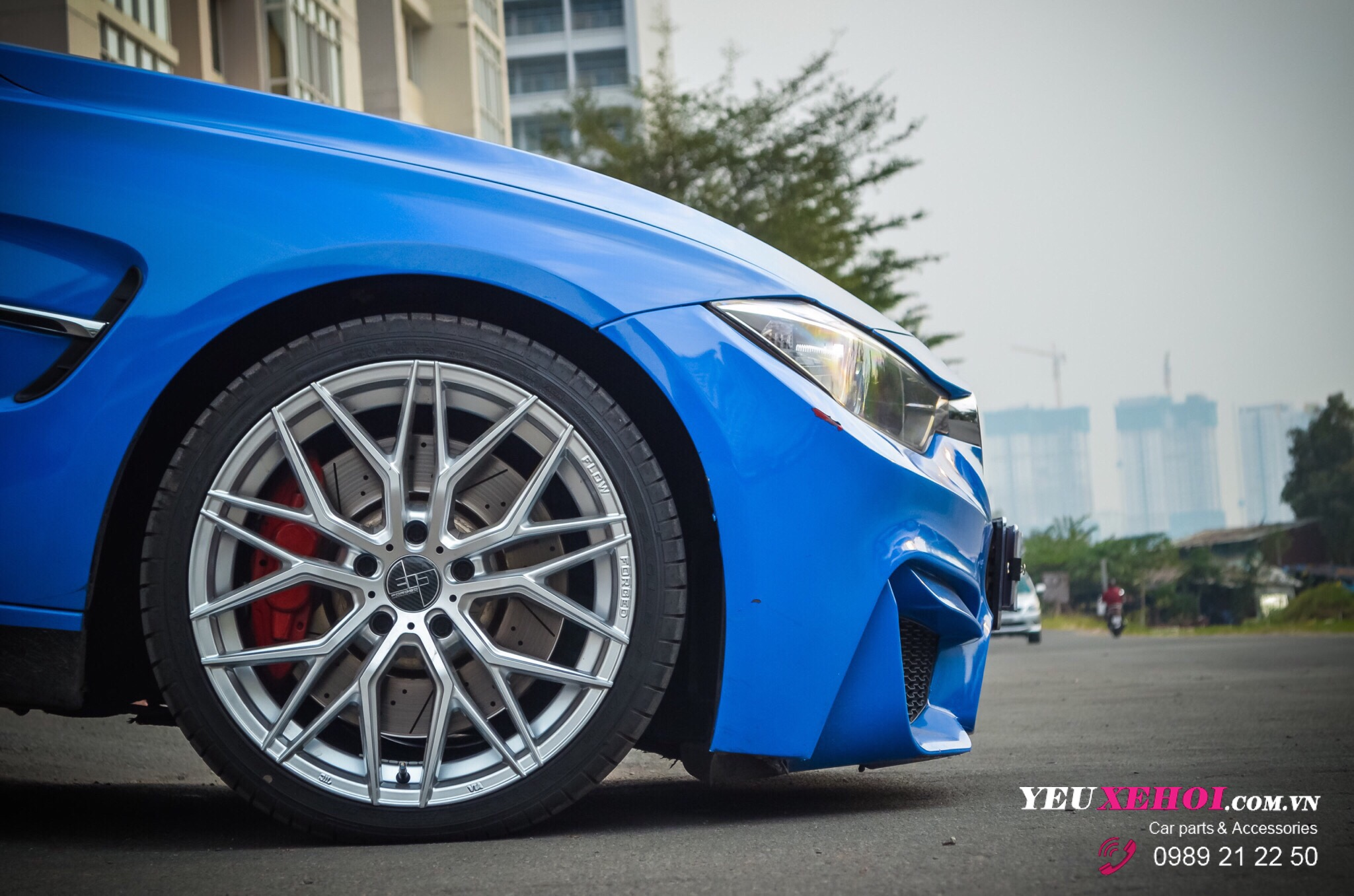 305FORGED WHEEL / BMW F30 M3 BODYKIT