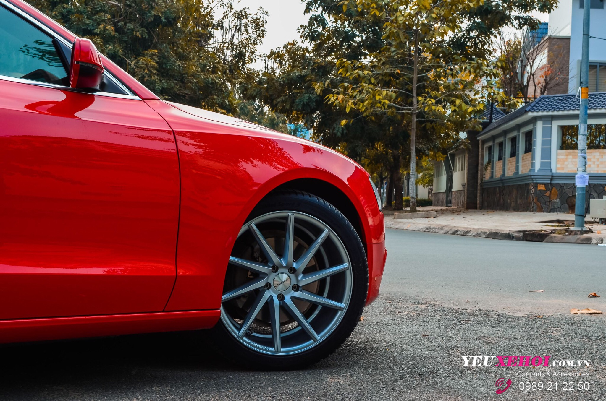 USA VOSSEN WHEEL / AUDI A5 / 19 INCHES