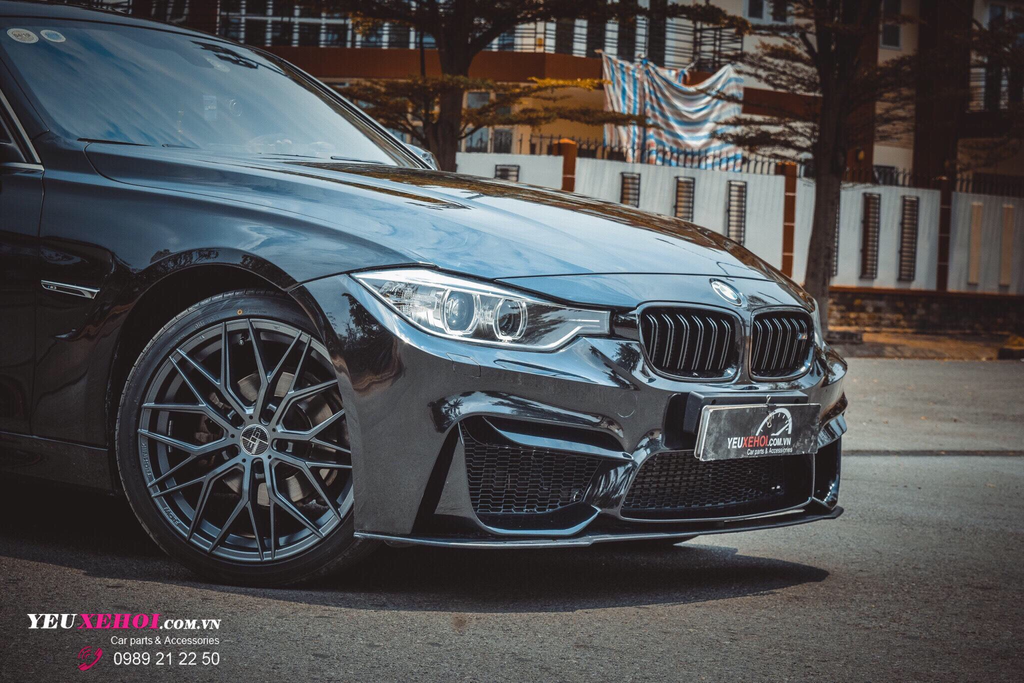 BMW F30 320 M3 BODYKIT / 19INCHES 305FORGED