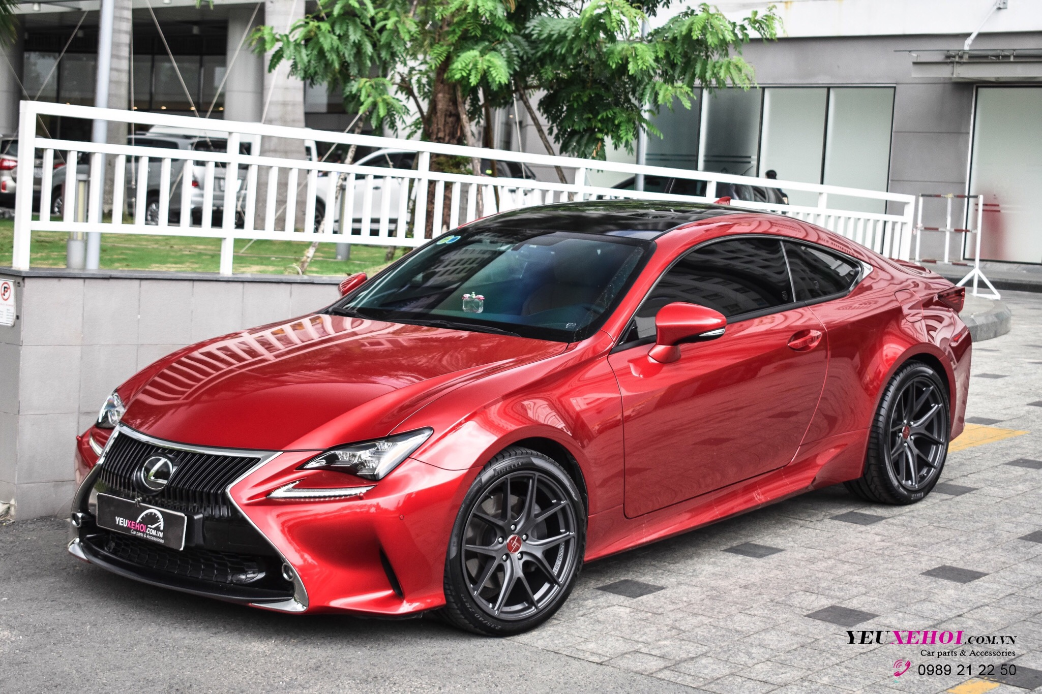 305FORGED WHEEL LEXUS RC200 COUPE