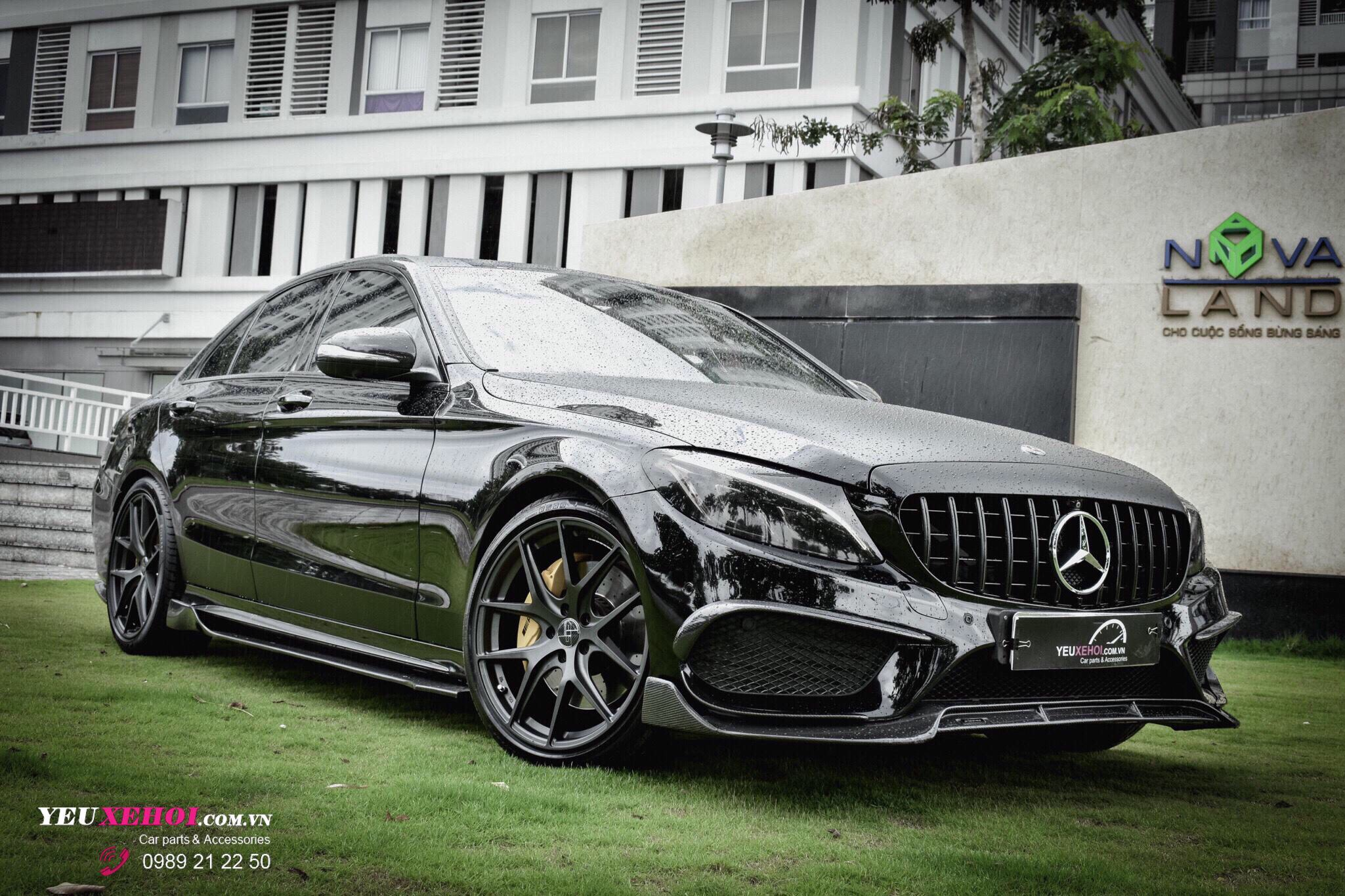 MERCEDES C300 W205 19 INCHES 305FORGED