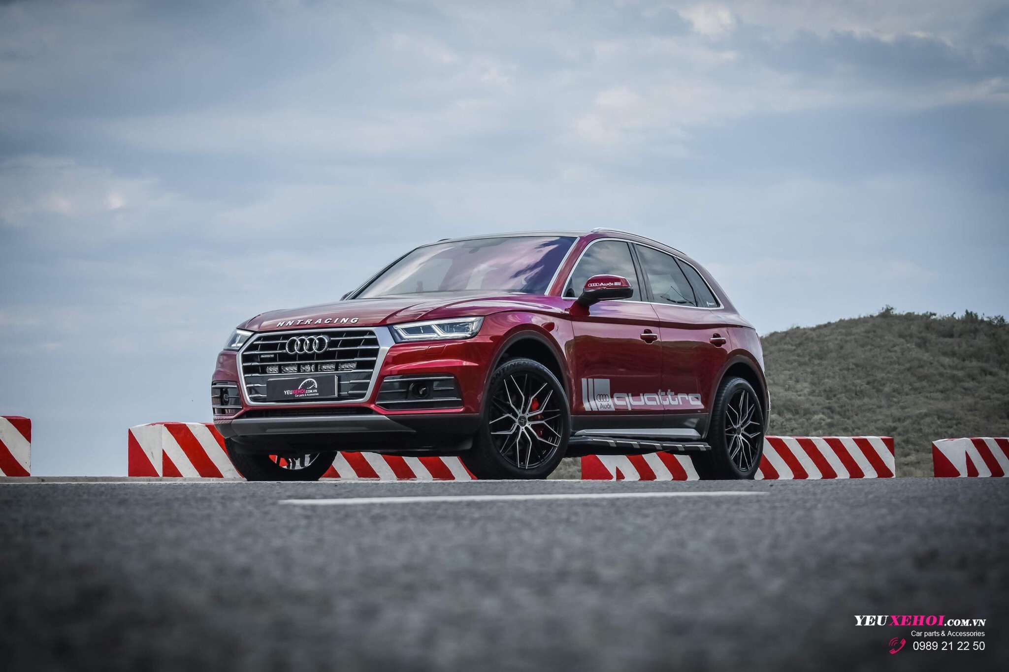 AUDI Q5 / 20 INCHES FT07 / FLOW TECHNIK