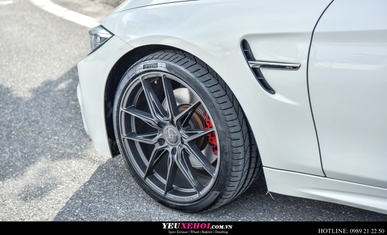 BMW 428 GRANCOUPE / 19 INCHES / FLOW TECHNIK