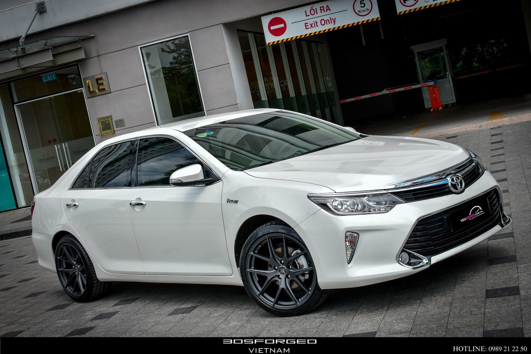 USA  305FORGED WHEEL / TOYOTA CAMRY