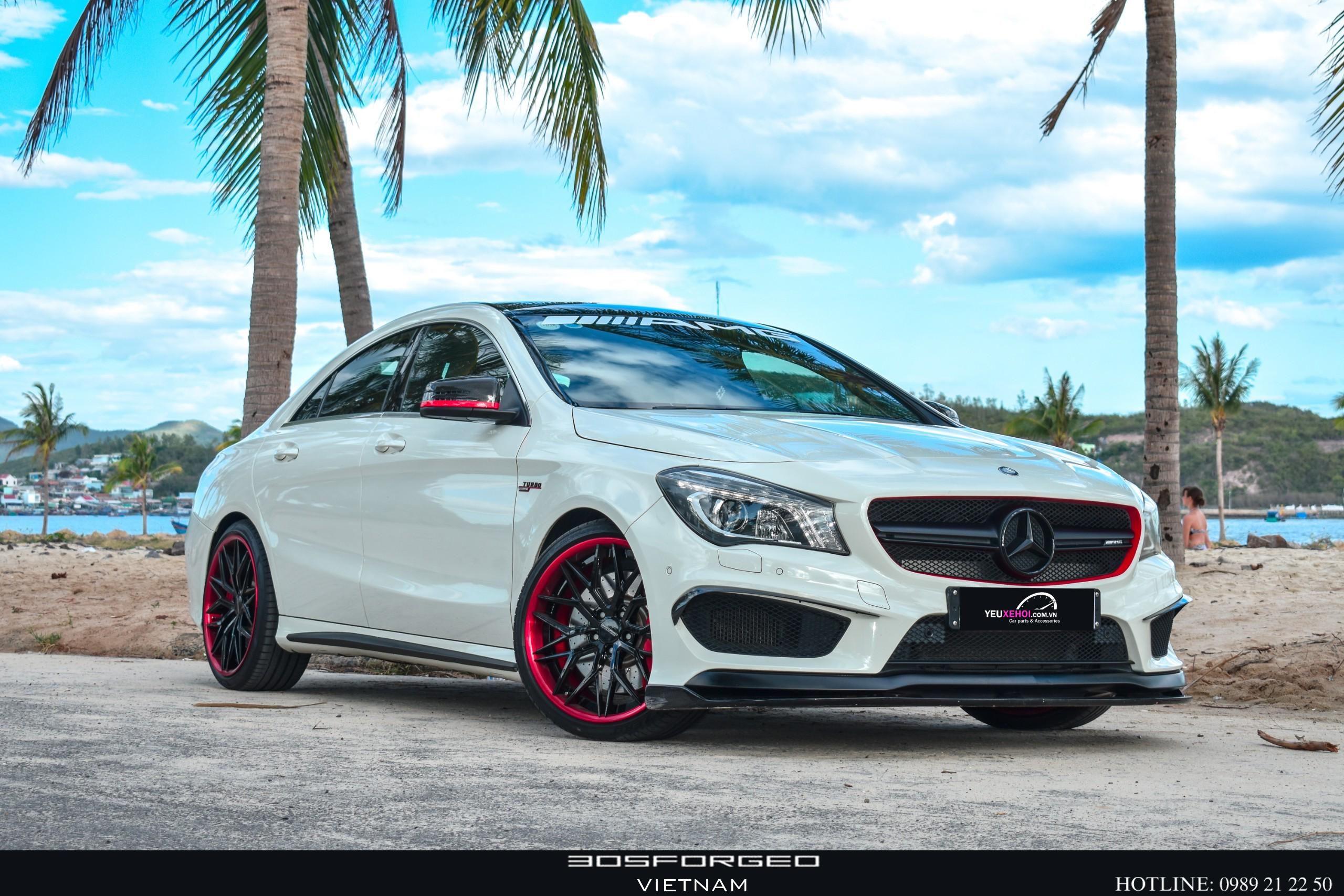 USA 305FORGED / MERCEDES CLA45 / UF2-103