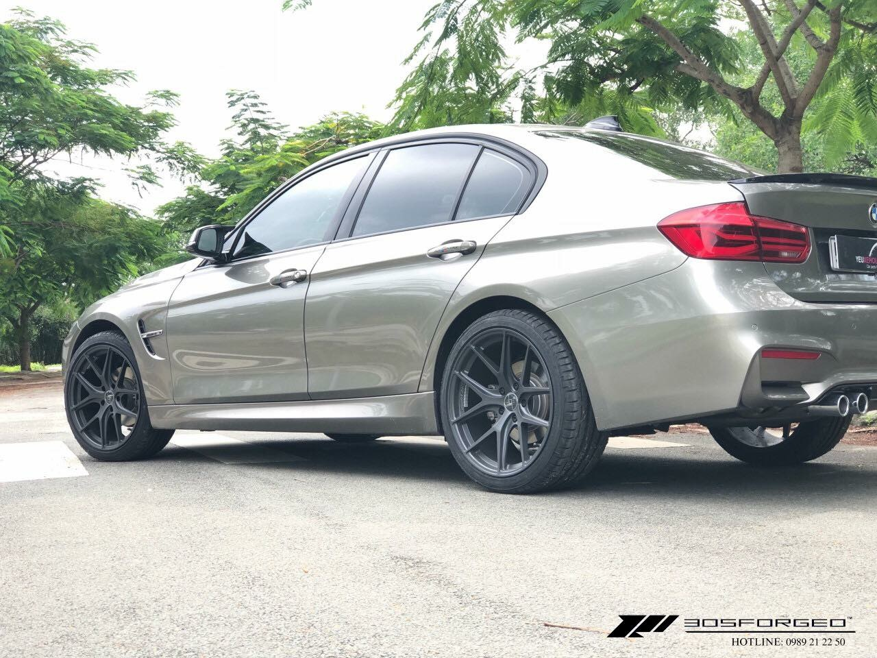 BMW F30 M3 BODYKIT / 19 INCHES 305FORGED WHEEL