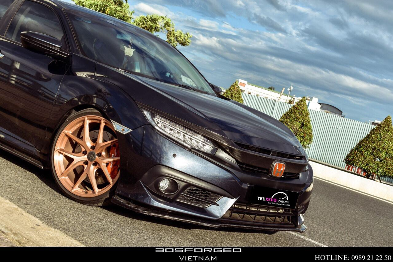 HONDA CIVIC 305FORGED WHEEL FT01 19INCHES