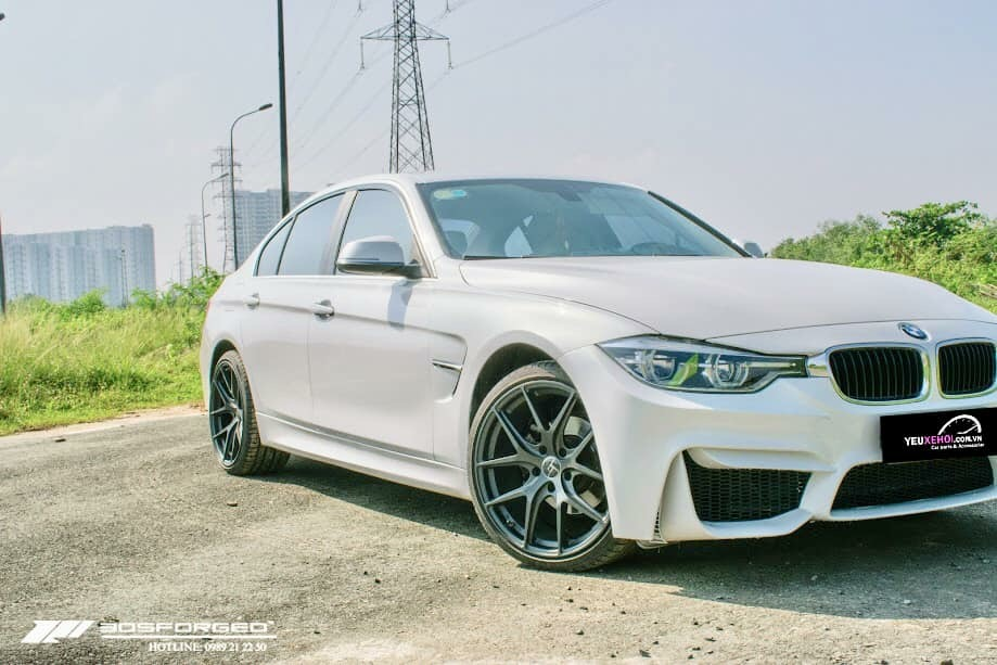 USA 305FORGED WHEEL / BMW 320 F30