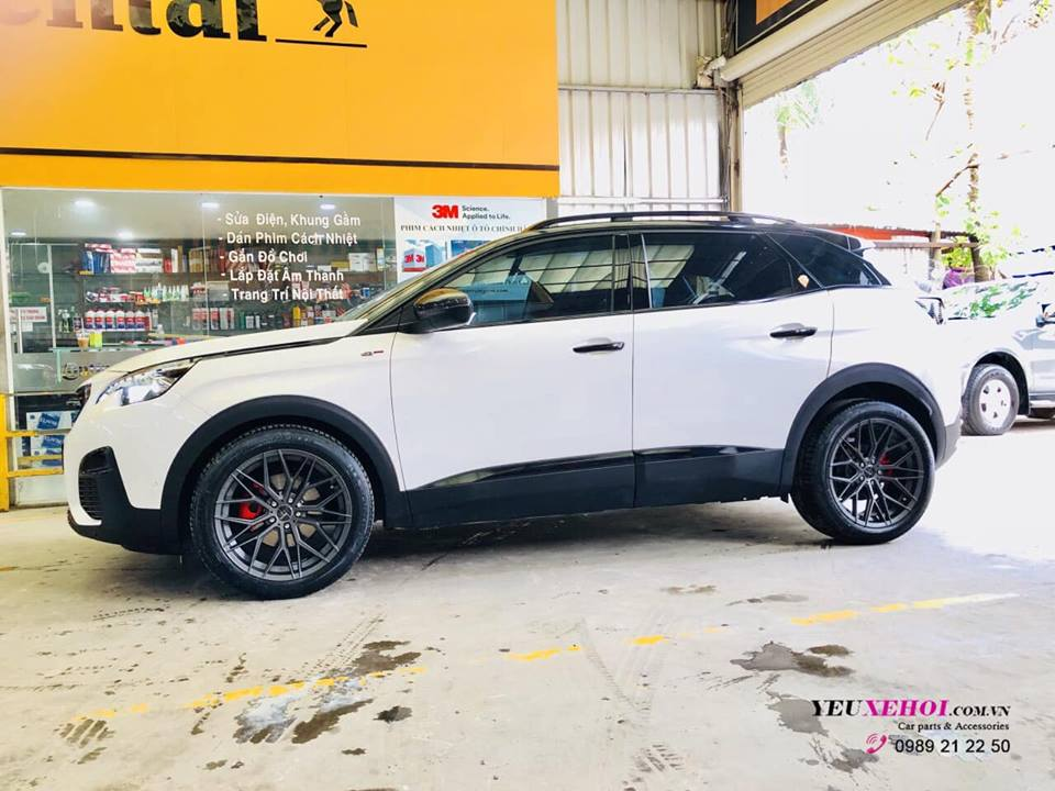 USA 305FORGED WHEEL / PEUGEOT 3008