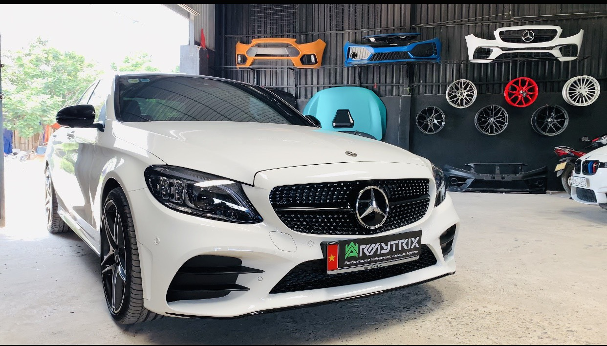 FULL ARMYTRIX SYSTEM 2019 C300 FACELIFT
