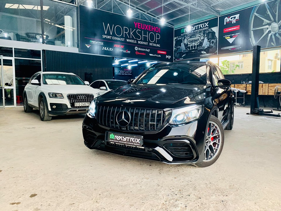 ARMYTRIX FULL SYSTEM MERCEDES  GLC300 AMG