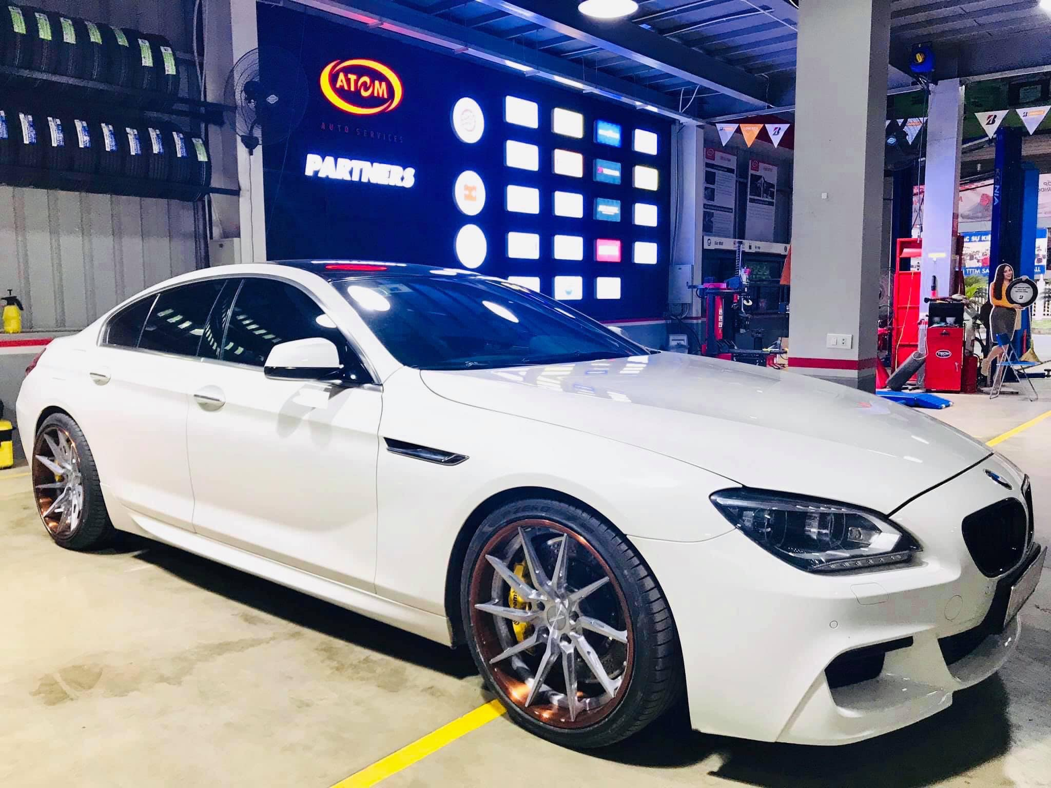 USA 305FORGED BMW 640i